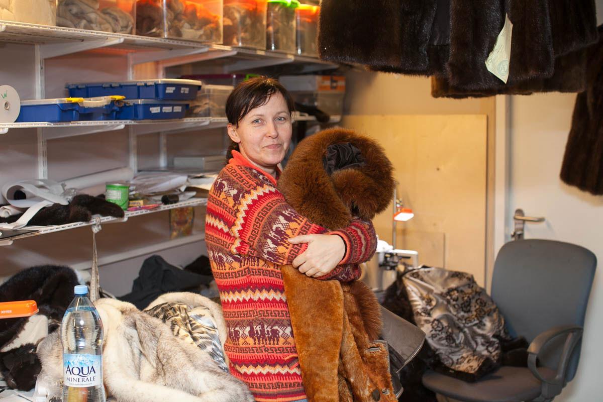 Ольга, мастер по меху.
